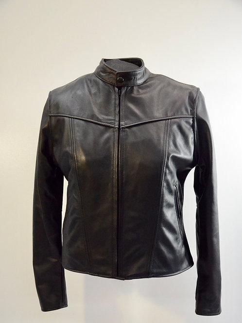 163 - Womens Leather Jacket