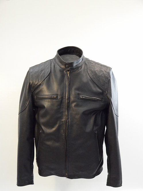 378 - Mens Leather Jacket - Light Weight