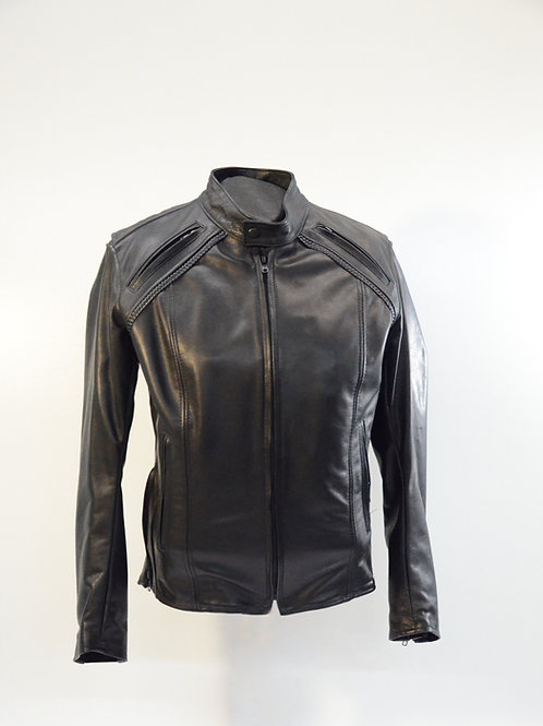 104BV - Womens Leather Jacket