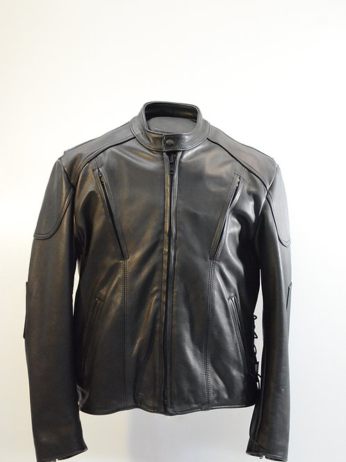 903V - Men's Leather Jacket