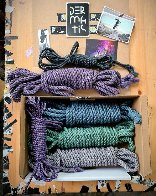 dermatis ropes: the box set