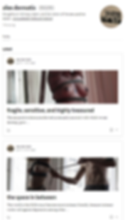 medium blog