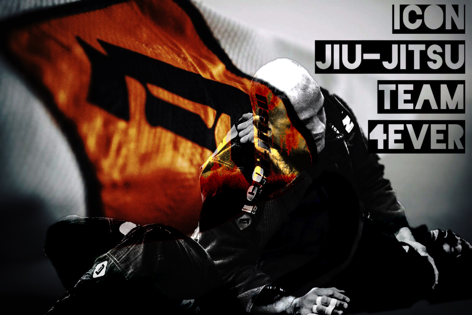 Icon Jiu-Jitsu 4EVER