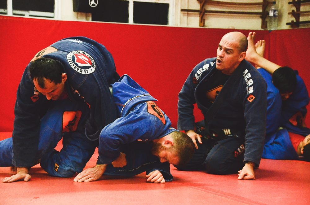 Icon BJJ Slough