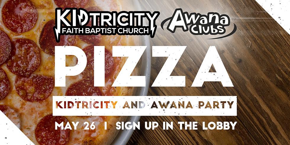 Kidtricity & Awana Club
