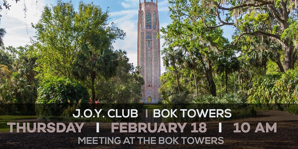 J.O.Y. CLUB BOK Towers