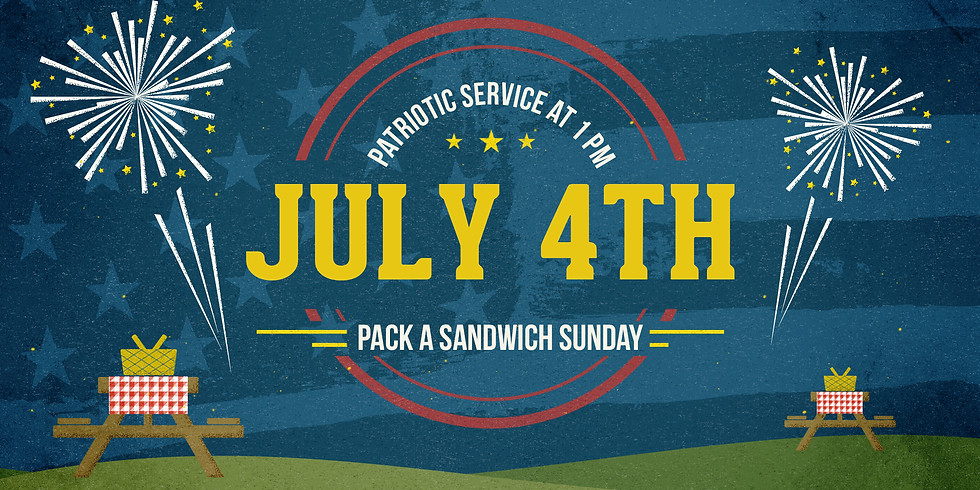 The 4th Special Service & Picnic