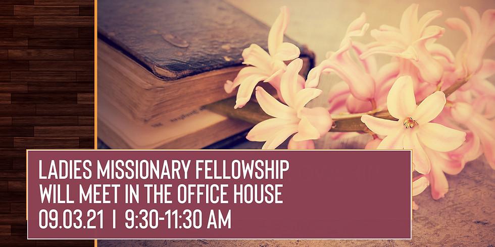 Ladies Missionary Fellowship