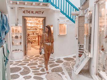 1ère Partie :5 jours à Mykonos