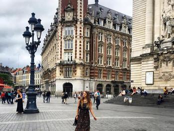 Escapade a Lille