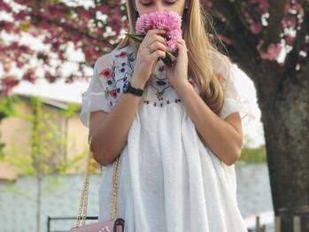Les robes a fleurs, l'indémodable de l'été