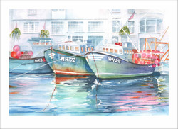 71. Boats in Weymouth