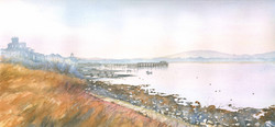 173. Misty View to the Pier, Swanage