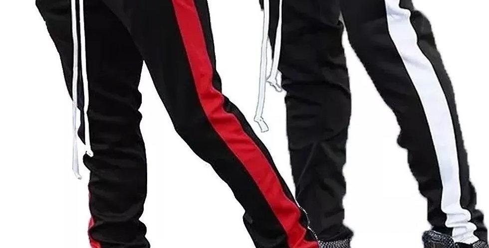 Calça Track Pants Colegial Fitness Jogger Kit 2 Unidades