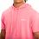 Thumbnail: Camisa Longline Oversized Com Capuz Meio Swag Básica Bordada Rosa