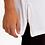 Thumbnail: Camiseta Oversized Longline Masculina com Zíper Lateral Canoa Swag Branco