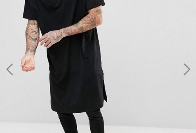 Camisa Hyper Algodão Hip Hop Preta