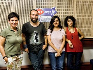 Trt İstanbul Radyosu'na Konuk Olduk