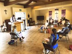 13 jeunes de CathoSV sont en chemin vers leur Première Communion