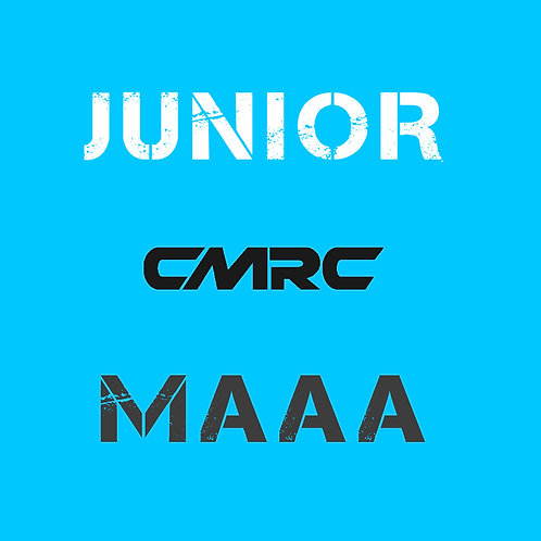 FULL Year JUNIOR (under 18) MAAA Included