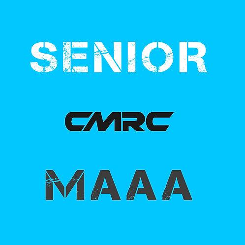 FULL Year SENIOR (18+) MAAA Included