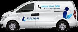 iCleaning Van