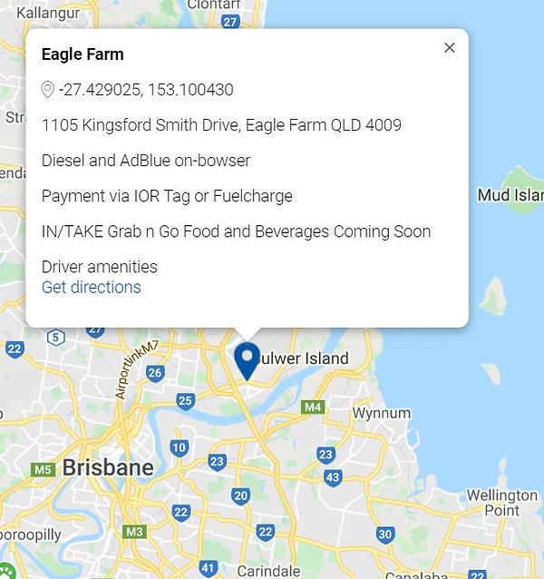 Eagle Farm IOR Kingsford Smith Drive.JPG