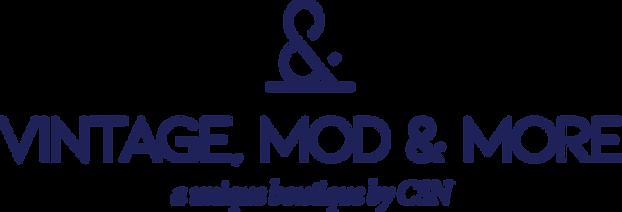 Vintage, Mod & More logo