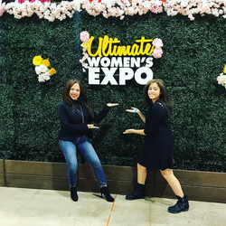 Our first Women's Expo