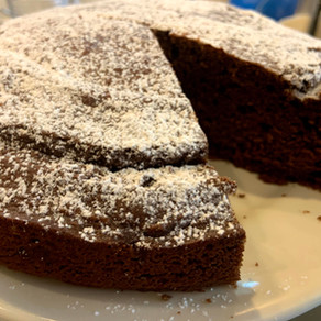 Italian Chocolate Mascarpone Cake