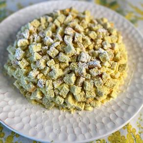 Mimosa Cake/Torta Mimosa