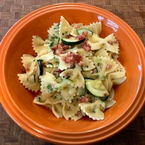 Zucchini Pesto!!!