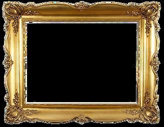 Golden-Vintage-Frame-PNG-Free-Download.p