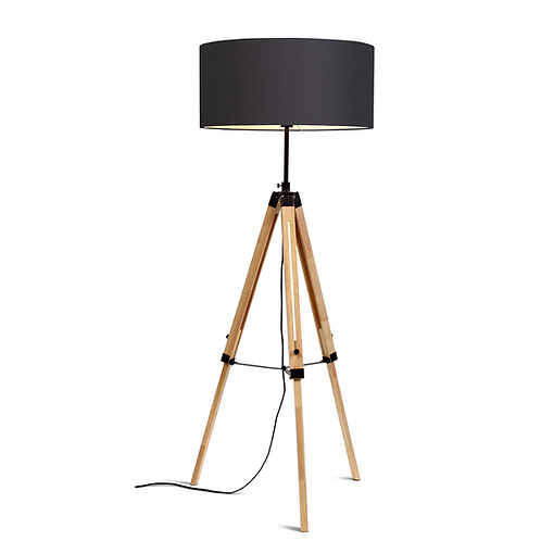It's about RoMi floor lamp Darwin | shade 6030