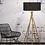 Thumbnail: Good&Mojo floor lamp bamboo Kilimanjaro | Shade 6030
