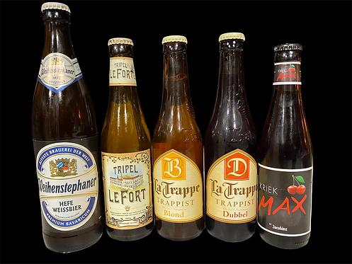 Hét bierklassiekers bierpakket