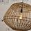 Thumbnail: Good&Mojo hanging lamp Madagascar rattan