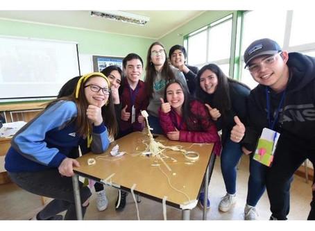 Jornada de Jovenes Lideres de Puerto Natales.