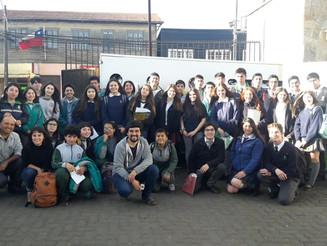 Jornada de Jovenes Lideres de La Union y Encuentro de Jovenes Lideres y Medio Ambiente