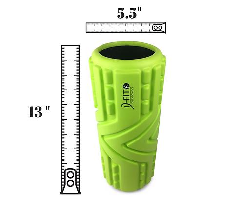 The Arrow™ High Density Foam Roller by D-Fit by Deawna specs