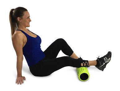 foam roller calf massage