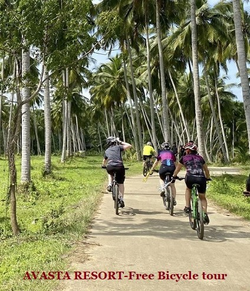 bicycle tour-Avasta