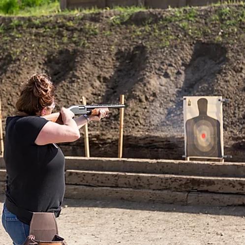 Range Day for Shotgun