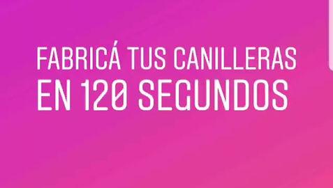 SUBLIMADO DE CANILLERAS