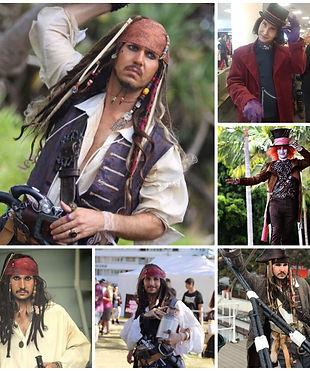 MELBOURNE-Jack Sparrow entertainer.JPG