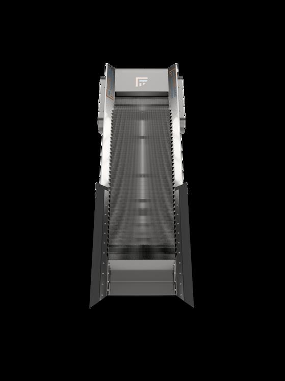 Mechanical Step Screen