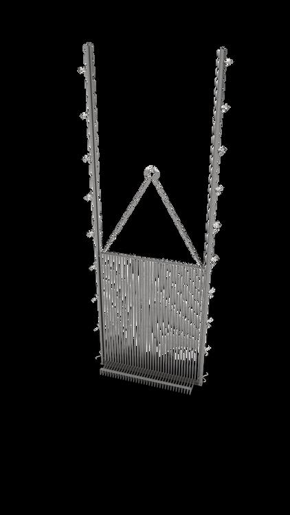 Manual Screen - Liftable