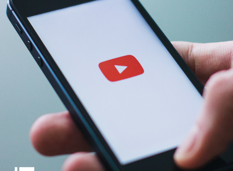 How is income generated on YouTube?