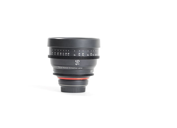Xeen T2.6 16mm Cinema Lens