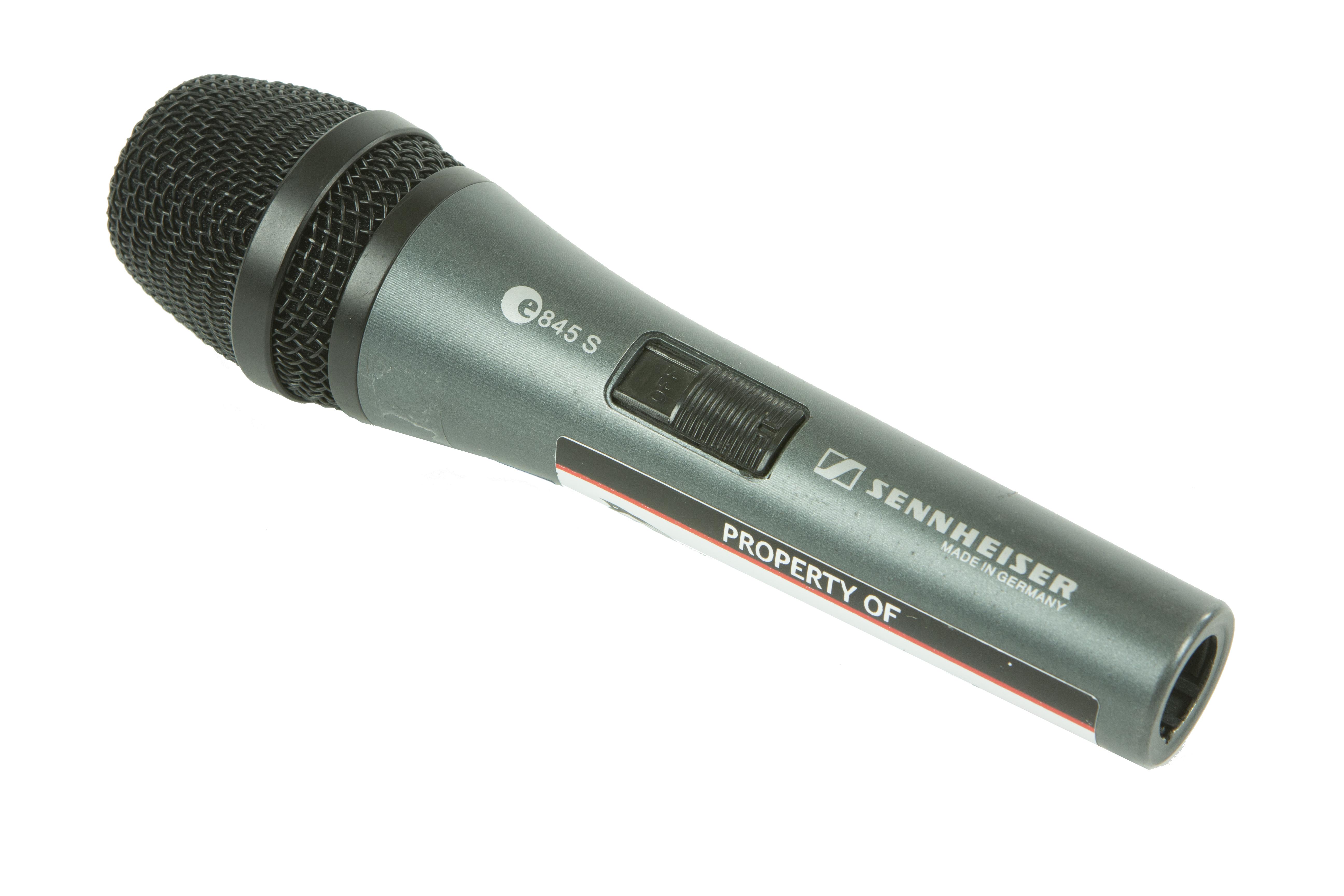 Sennheiser e845S Microphone